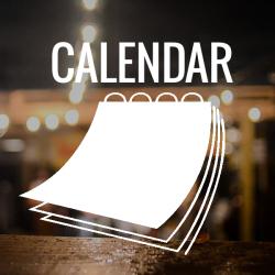 Katie Stone Comedy Calendar