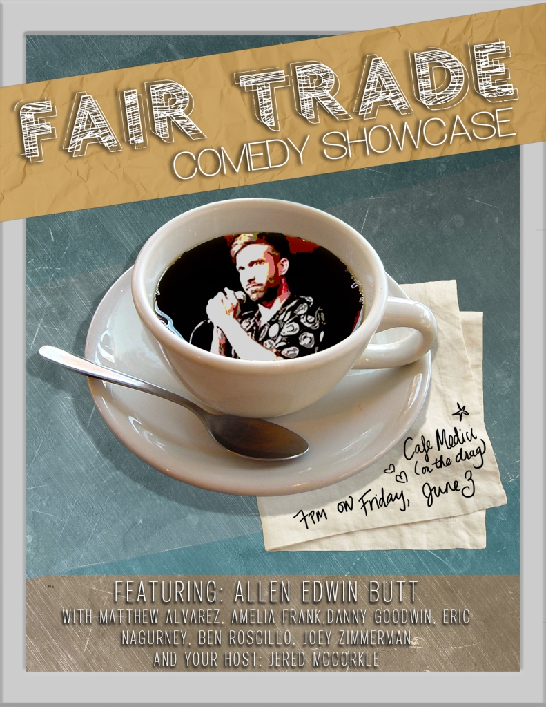 Fair Trade Comedy Showcase